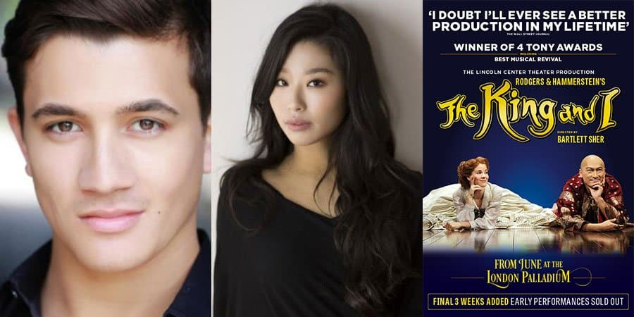 Dean John Wilson And Na Young Jeon Join Cast Of The King And I
