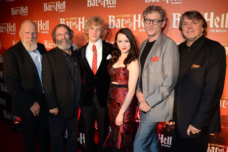 Bat Out Of Hell Musical opening night