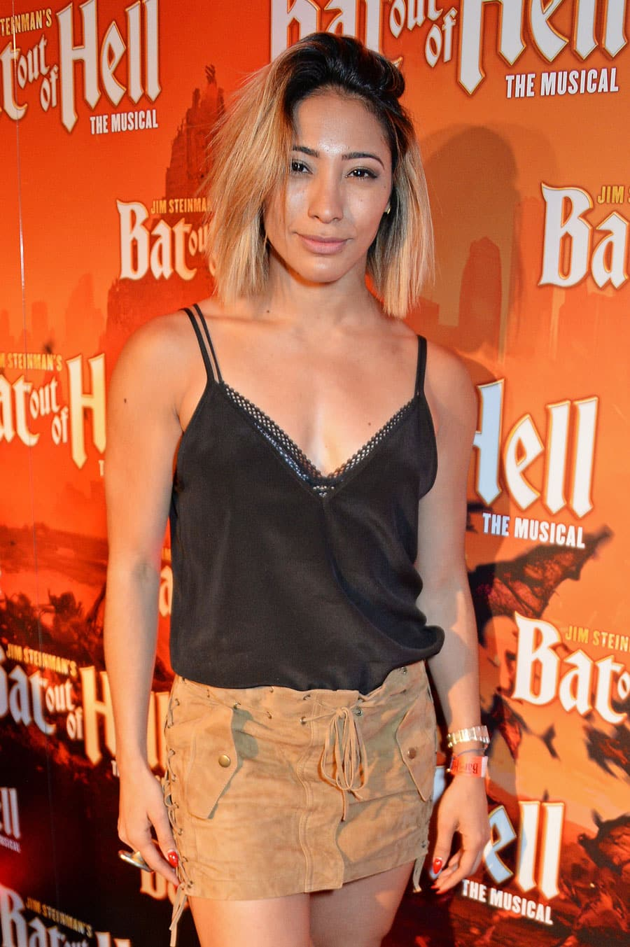 Karen Clifton at Bat Out Of Hell