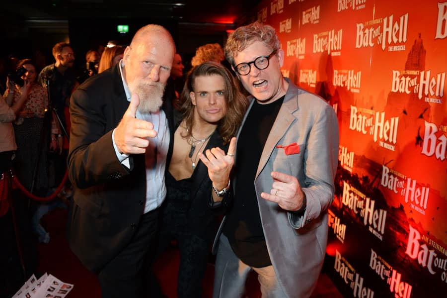 Bat Out Of Hell opening night