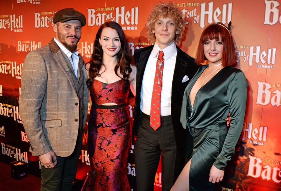 FIRST LOOK: Opening Night of Bat Out Of Hell the musical