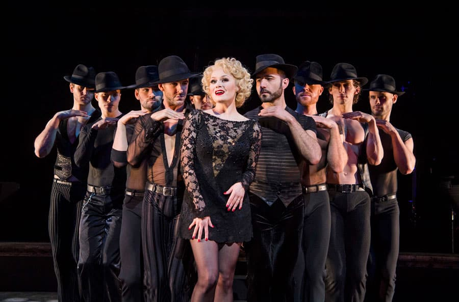 Chicago the musical at Phoenix Theatre London