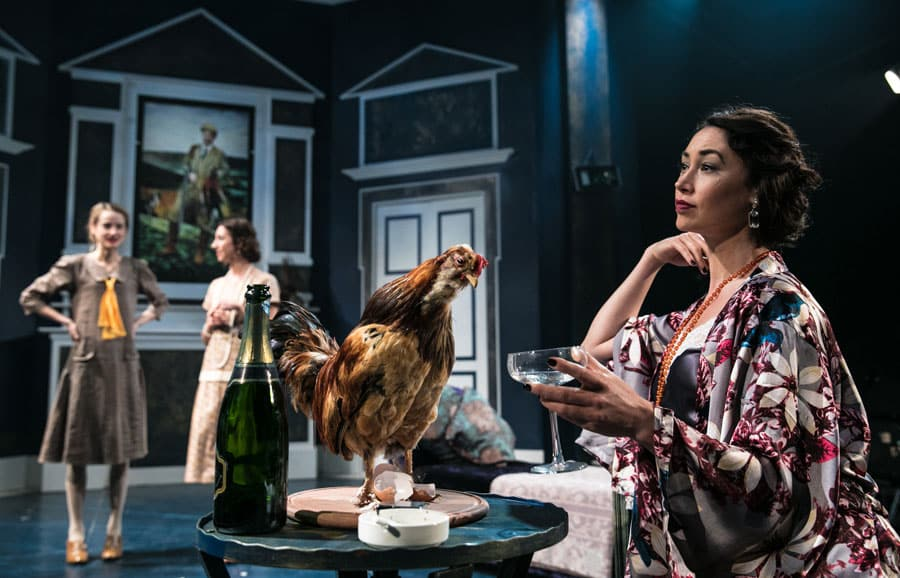 The Country Wife Southwark Playhouse Review