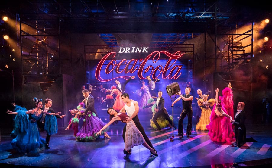 Strictly Ballroom Piccadilly Theatre