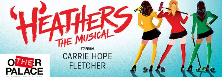 Heathers musical The Other Palace