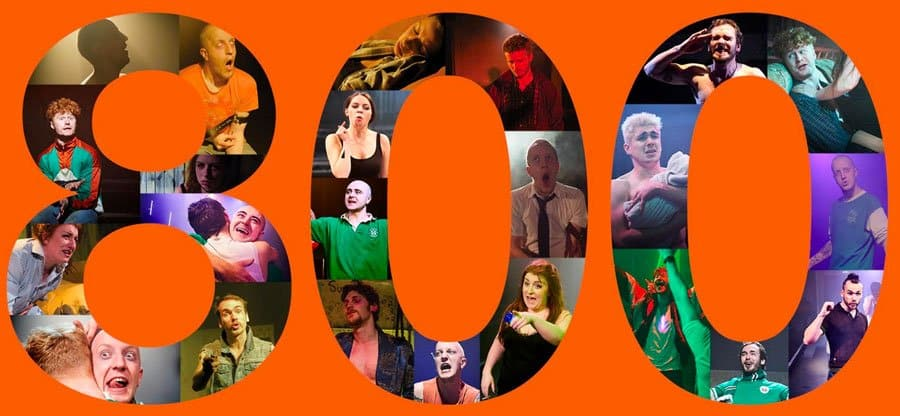 Trainspotting Live celebrates 800 performances