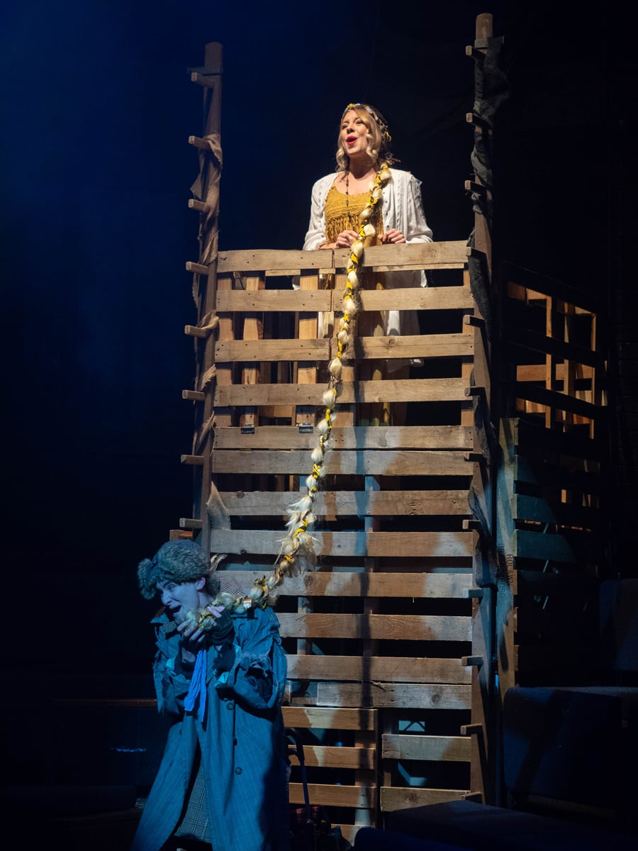 Into The Woods Cockpit Theatre Review
