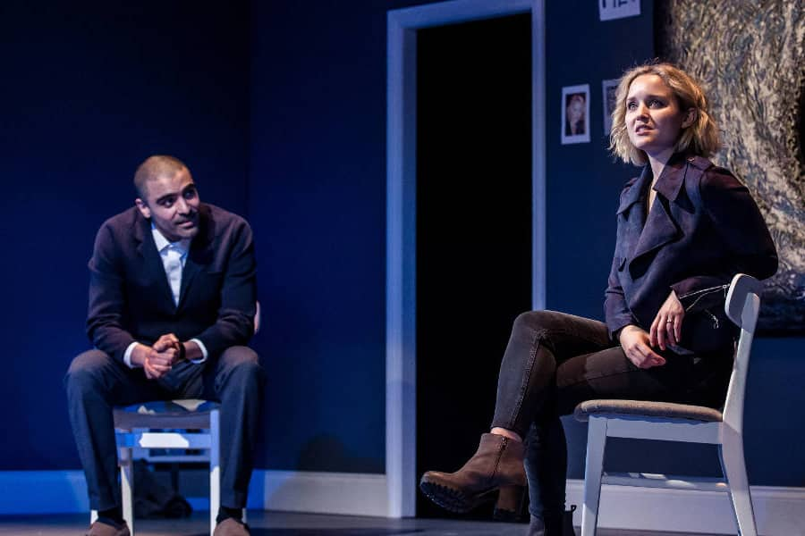 The Girl On The Train at Wewst Yorkshire Playhouse