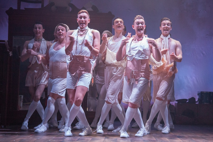 All Male Iolanthe review