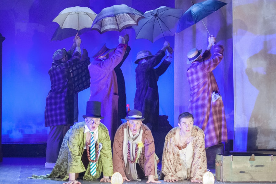 All Male Iolanthe
