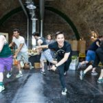 Kander and Ebb's musical The Rink at Southwark Playhouse