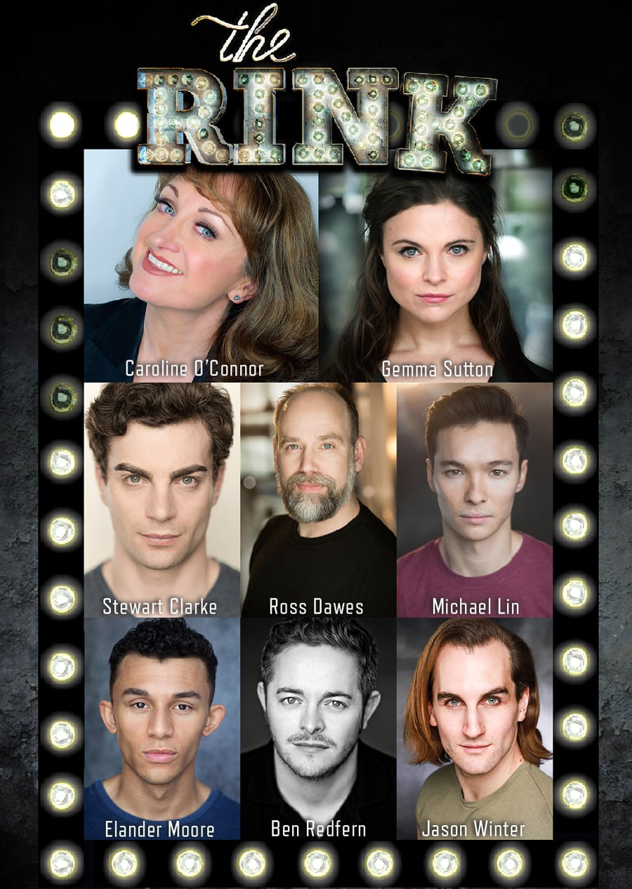 The Rink Southwark Playhouse cast announced