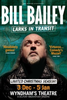 Bill Bailey Larks In Transit Tickets Available Seats