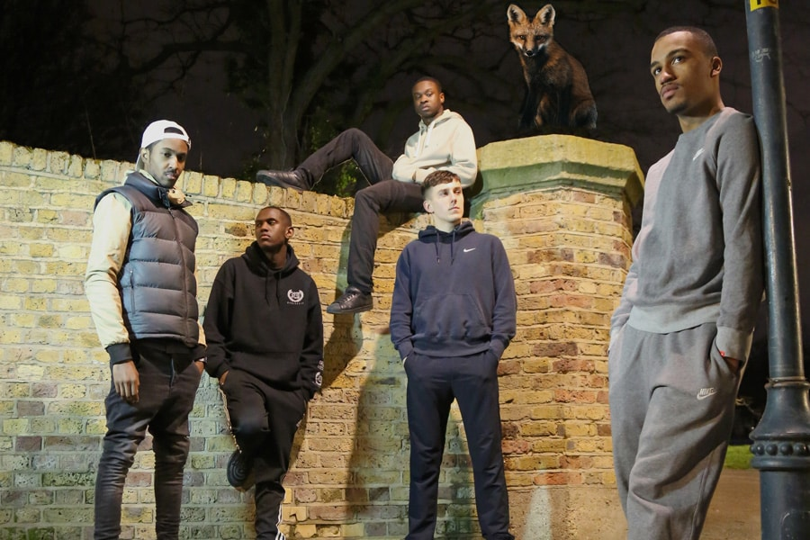 Fox Hunting at the Courtyard Theatre