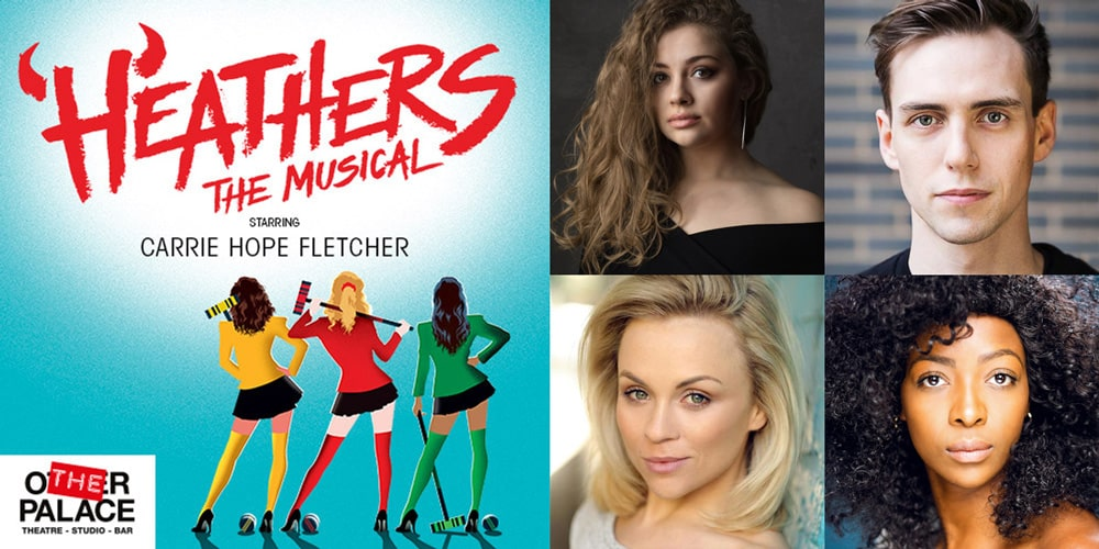 Casting announced for Heathers the musical