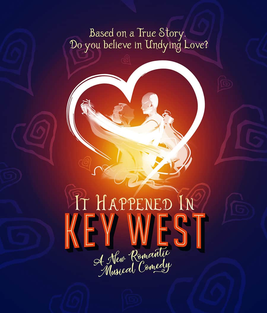 It Happened In Key West musical gets world premiere at Charing Cross Theatre