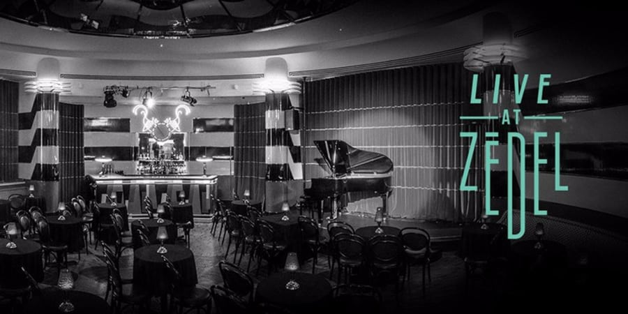 Live At Zedel 2018 Summer Season