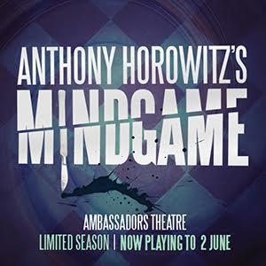 Win tickets to Mindgame by Anthony Horowitz