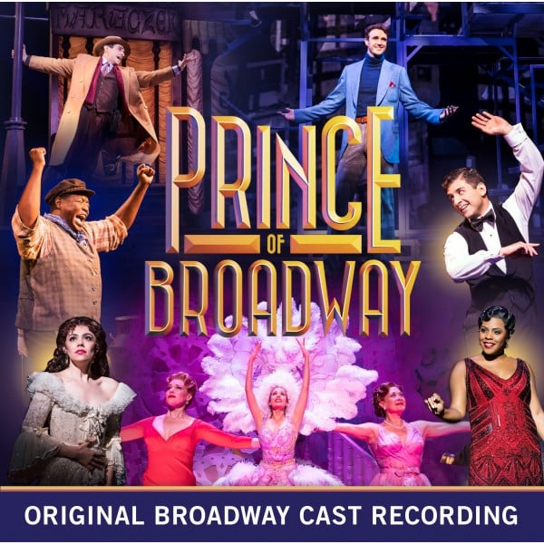 Prince Of Broadway cast album review