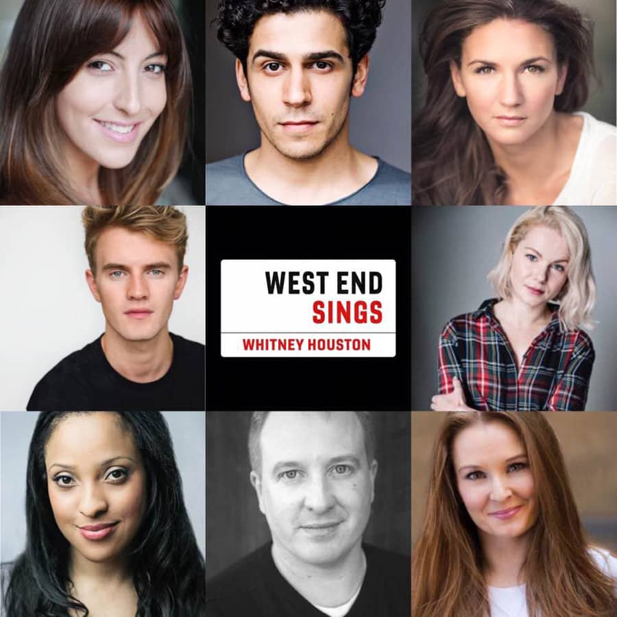 West End Sings Whitney Houston