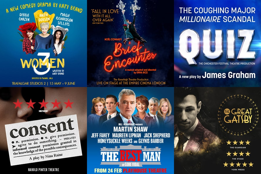 West End Theatre Offers May 2018 - Book Now!