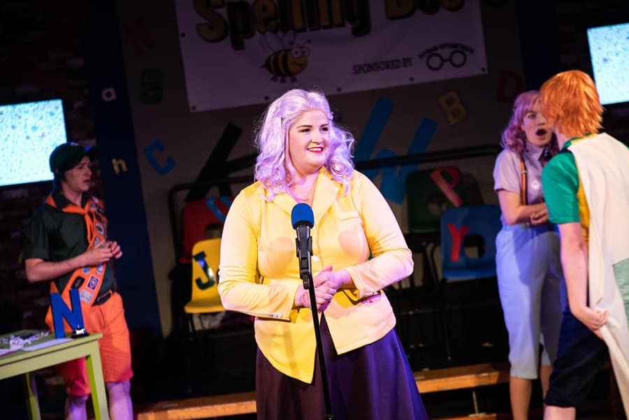 The 25th Annual Putnam County Spelling Bee Review Drayton Arms Theatre