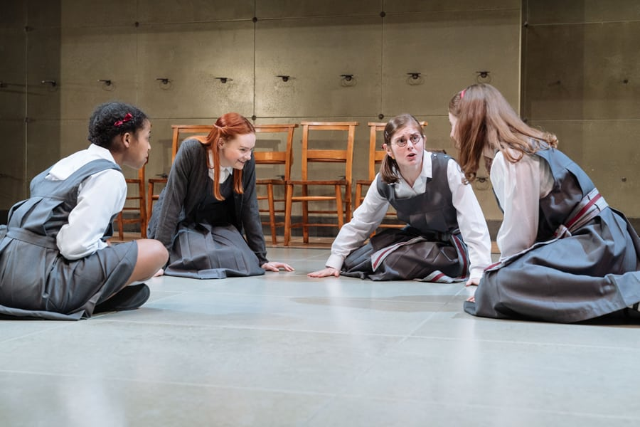 The Prime Of Miss Jean Brodie Donmar Warehouse