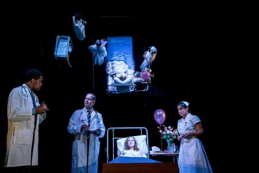 Machinal review Almeida Theatre