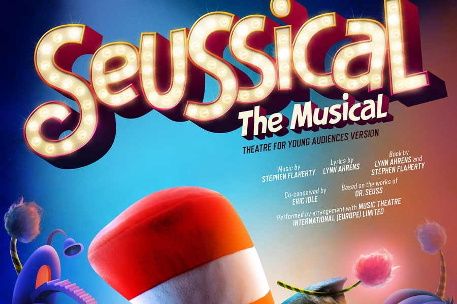 Seussical the musical comes to Southwark Playhouse