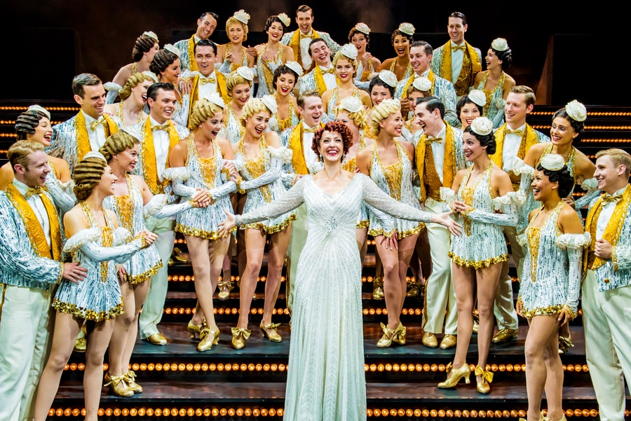 Steph Parry To Play Dorothy Brock In 42nd Street