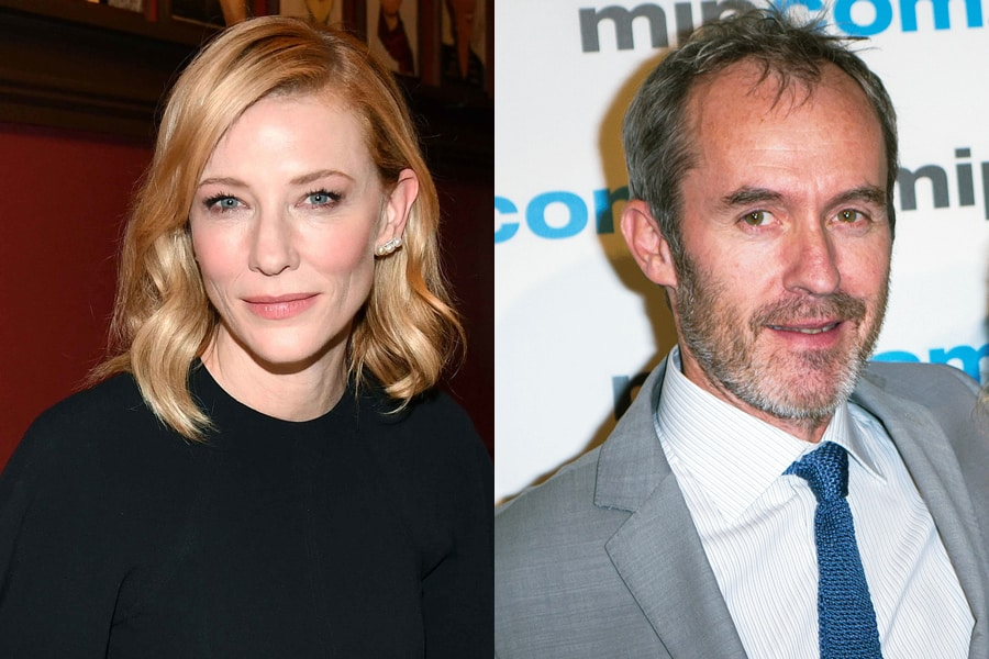 Cate Blanchett and Stephen Dillane to star in Martin Crimp premiere at the National Theatre