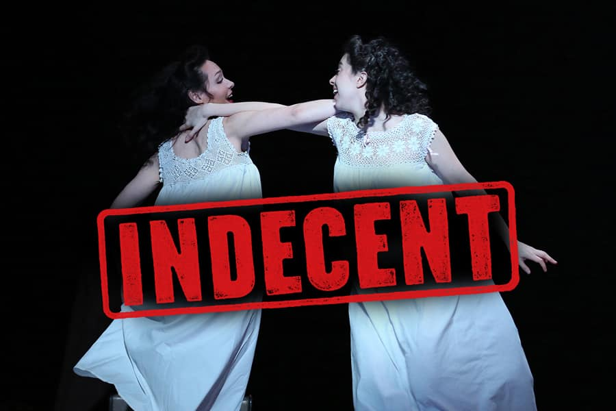 Indecent a play by Paula Vogel BroadwayHD