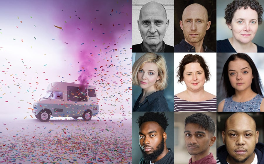 Pity cast announced Royal Court Theatre