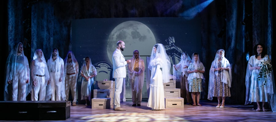 It Happened In Key West at Charing Cross Theatre