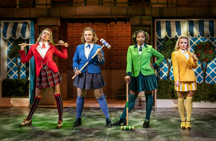 Heathers the musical transfers to Theatre Royal Haymarket