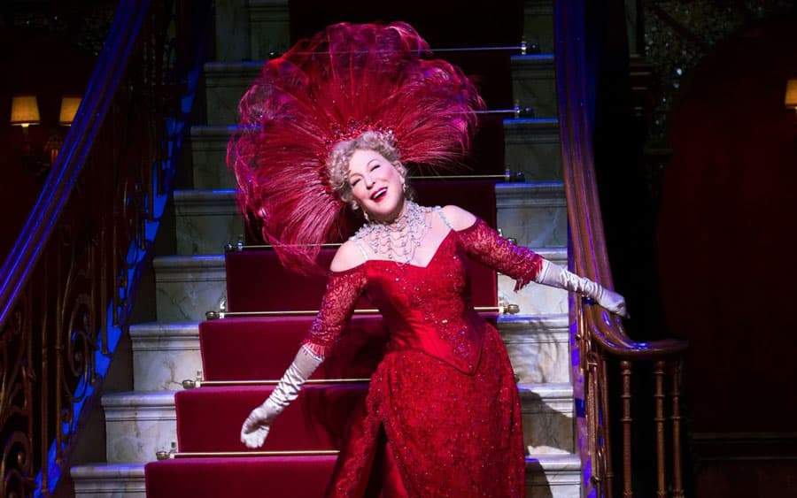 A Little Gossip From Across The Pond: Bette Midler to star in Hello Dolly! at London Palladium in 2019?