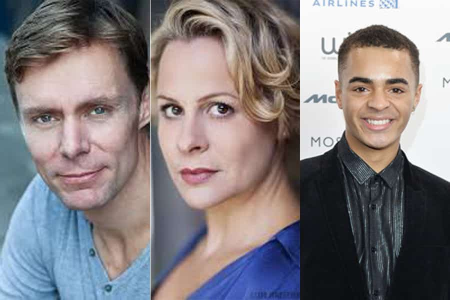 Cast Of A Christmas Kiss.Casting Announced For Sheffield Crucible S Kiss Me Kate