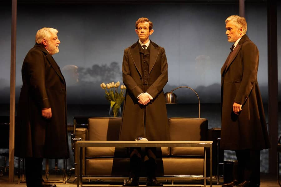 The Lehman Trilogy Review