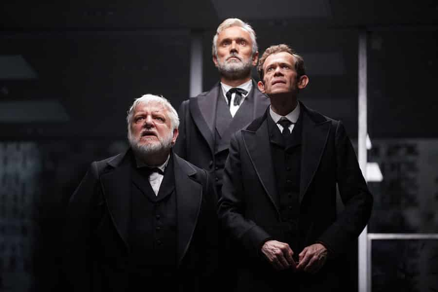 Lehman Trilogy Review National Theatre