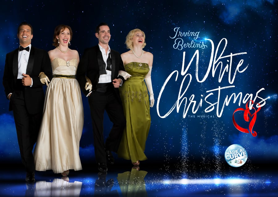 White Christmas Musical.Full Casting Announced For Irving Berlin S White Christmas