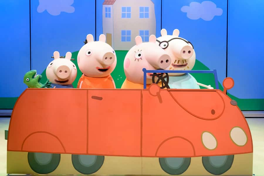Peppa Pig Uk Tour Peppa Pig S Best Day Ever Tour Tickets