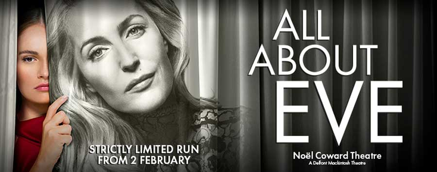 All About Eve tickets Noel Coward Theatre