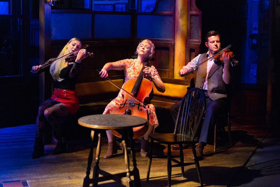 Once review New Wolsey Theatre
