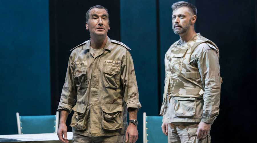 Antony and Cleopatra review National Theatre