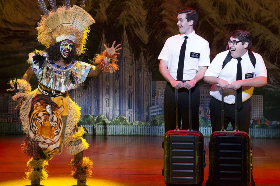 The Book Of Mormon Uk Tour cast announced