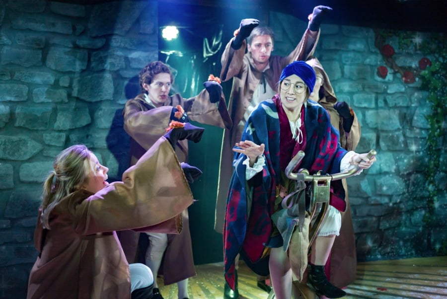 Beauty and the Beast review King's Head Theatre