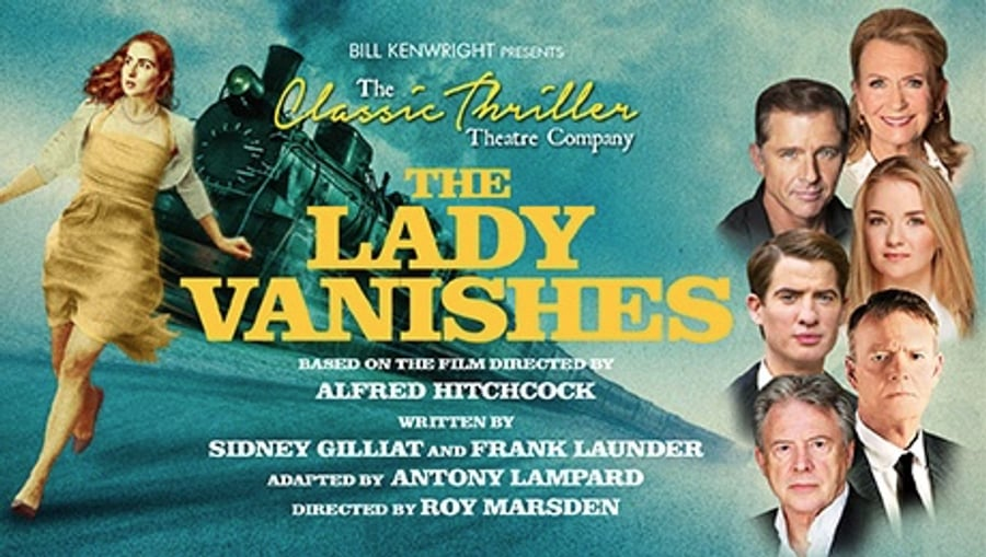 The Lady Vanishes UK Tour
