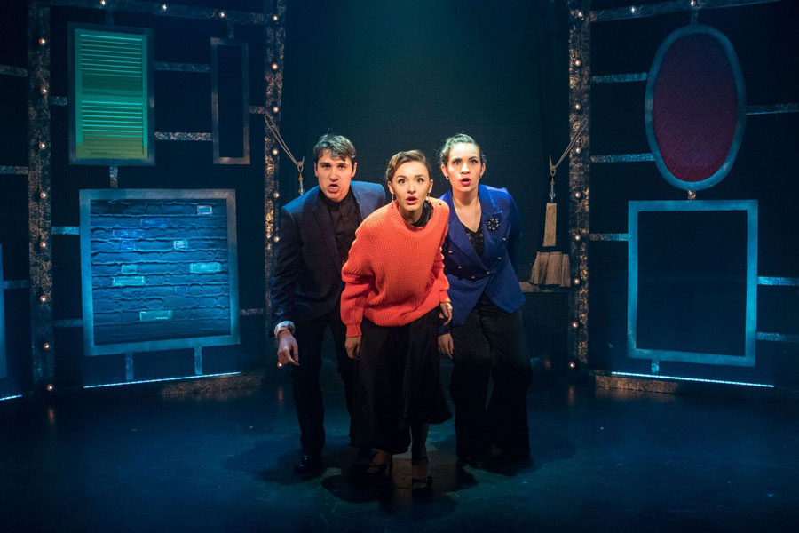 The Musical Of Musicals review Above The Stag Theatre