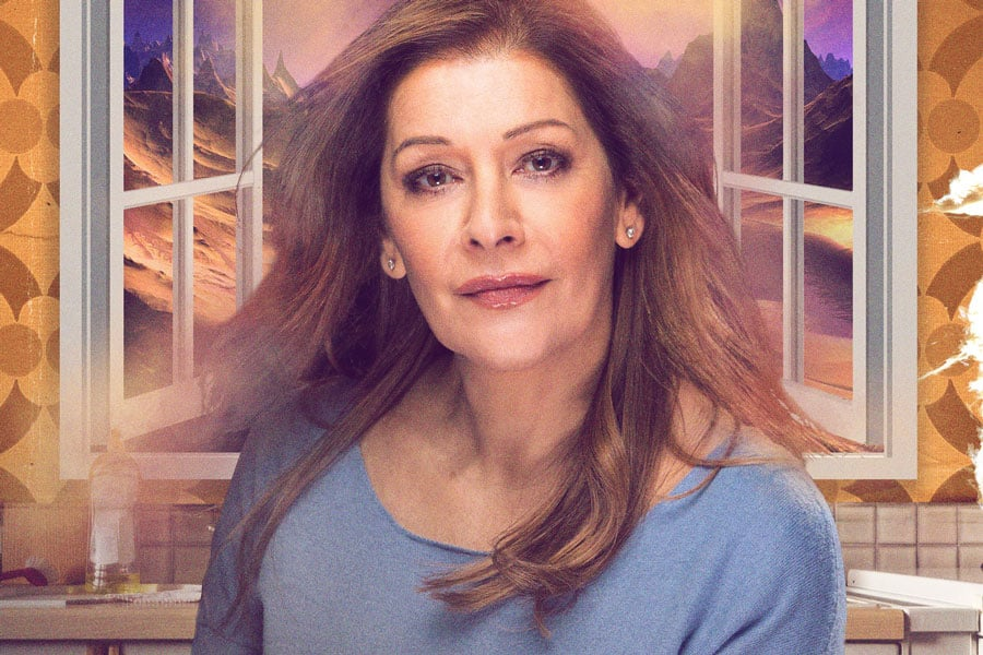 Marina Sirtis Dark Sublime
