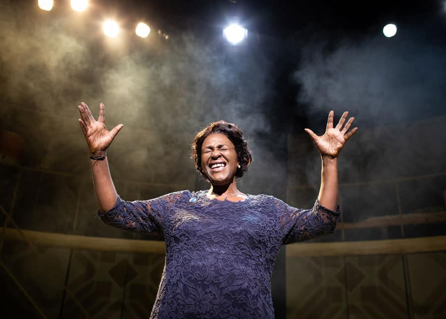 Winners in first Black British Theatre Awards 2019